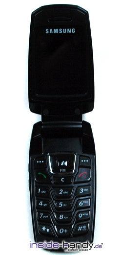 Test des Samsung SGH-X300-7