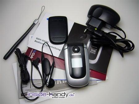 Test des Samsung SGH-X660-3