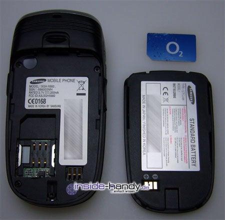 Test des Samsung SGH-X660-4