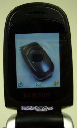 Test des Samsung SGH-X660-9