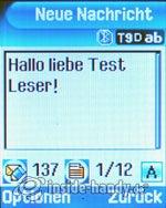 Test des Samsung SGH-X670-19