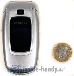 Test des Samsung SGH-X670-6