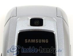Test des Samsung SGH-X670-9