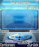 Test des Samsung SGH-X800-16