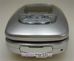 Test des Samsung SGH-X800-20