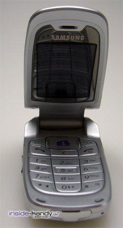 Test des Samsung SGH-X800-22