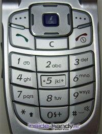 Test des Samsung SGH-X800-3
