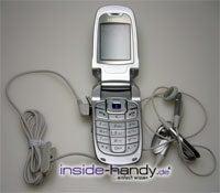 Test des Samsung SGH-X800-5