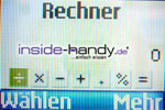 Test des Sony Ericsson J100i-13