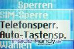 Test des Sony Ericsson J100i-15