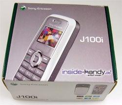 Test des Sony Ericsson J100i-2