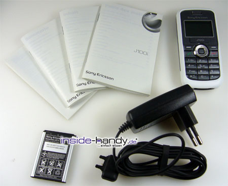 Test des Sony Ericsson J100i-3