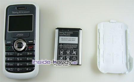 Test des Sony Ericsson J100i-4