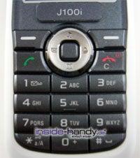 Test des Sony Ericsson J100i-5