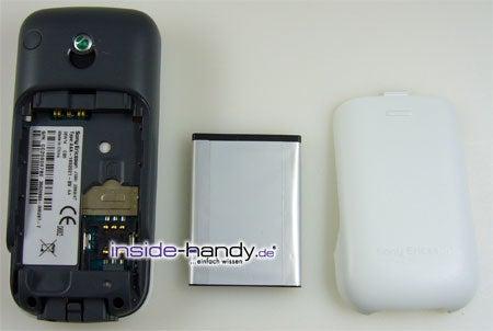 Test des Sony Ericsson J100i-7