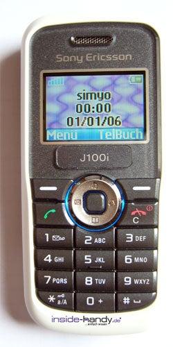 Test des Sony Ericsson J100i-9