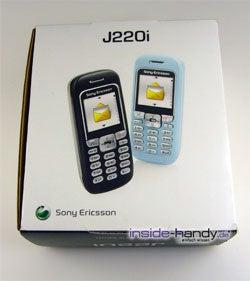 Test des Sony Ericsson J220i-2