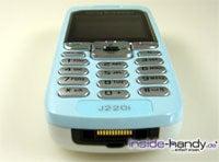 Test des Sony Ericsson J220i-25