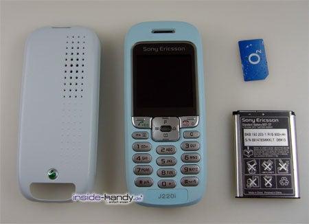 Test des Sony Ericsson J220i-29