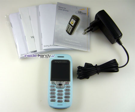Test des Sony Ericsson J220i-3