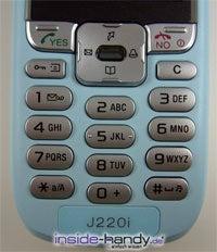 Test des Sony Ericsson J220i-5