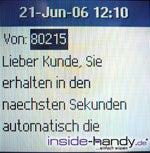 Test des Sony Ericsson J220i-9