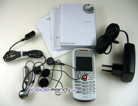 Test des Sony Ericsson J230i-3
