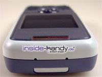 Test des Sony Ericsson J230i-30