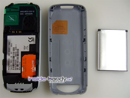 Test des Sony Ericsson J230i-4