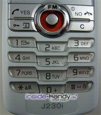 Test des Sony Ericsson J230i-5
