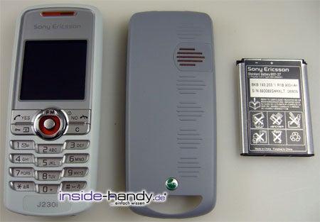 Test des Sony Ericsson J230i-7
