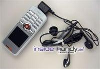 Test des Sony Ericsson J230i-8