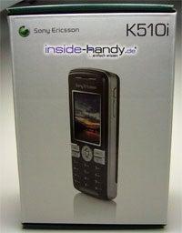 Test des Sony Ericsson K510i-2