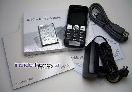 Test des Sony Ericsson K510i-3