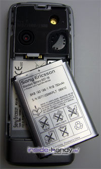 Test des Sony Ericsson K510i-6