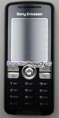 Test des Sony Ericsson K510i-8