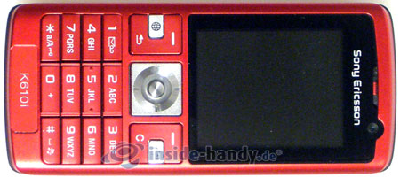Test des Sony Ericsson K610i-1