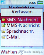 Test des Sony Ericsson K610i-25