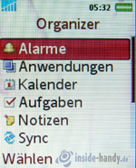 Test des Sony Ericsson K610i-29