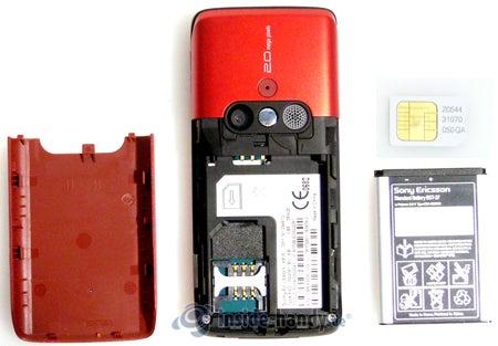 Test des Sony Ericsson K610i-4