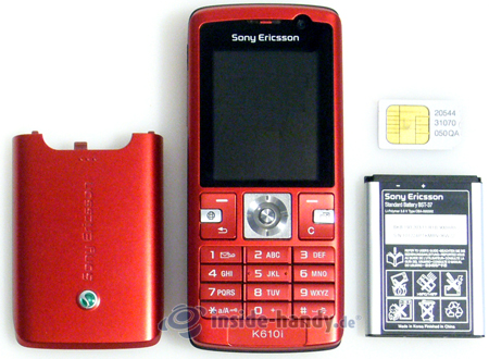 Test des Sony Ericsson K610i-44