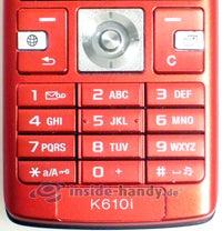 Test des Sony Ericsson K610i-5