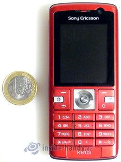 Test des Sony Ericsson K610i-6