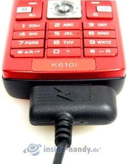 Test des Sony Ericsson K610i-8