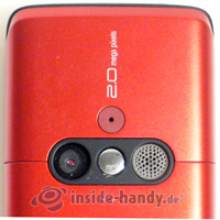 Test des Sony Ericsson K610i-9