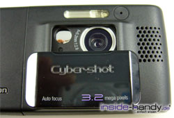 Test des Sony Ericsson K800i-10