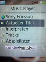 Test des Sony Ericsson K800i-18