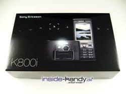 Test des Sony Ericsson K800i-2