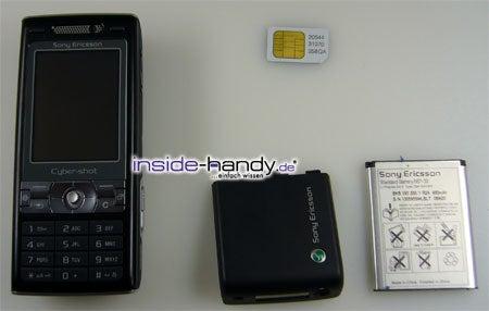 Test des Sony Ericsson K800i-4