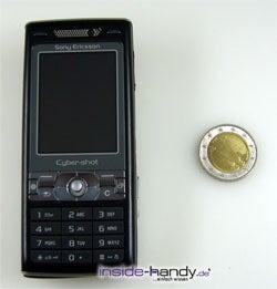 Test des Sony Ericsson K800i-6